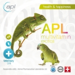 APL multivitamin exotica 30 ml